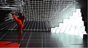 video mapping danza e teatro