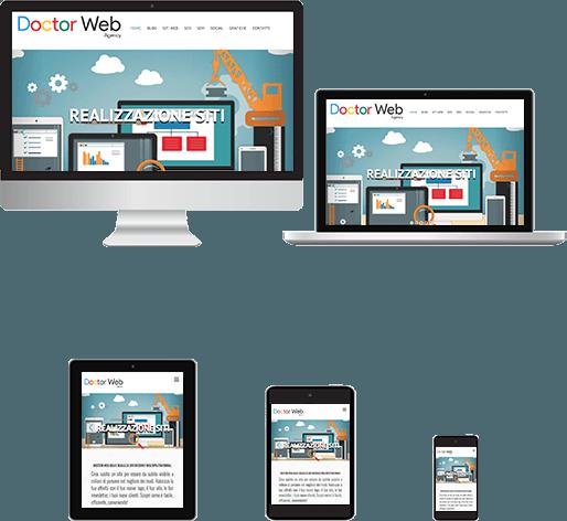 Web designer Monza