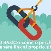 Ottenere backlinks al proprio sito con la link building.