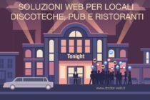 Per gestori di locali, discoteche, pub e ristoranti. TONIGHT WEB-MARKETING
