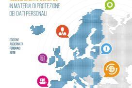 GDPR nuovi obblighi di legge per i siti web