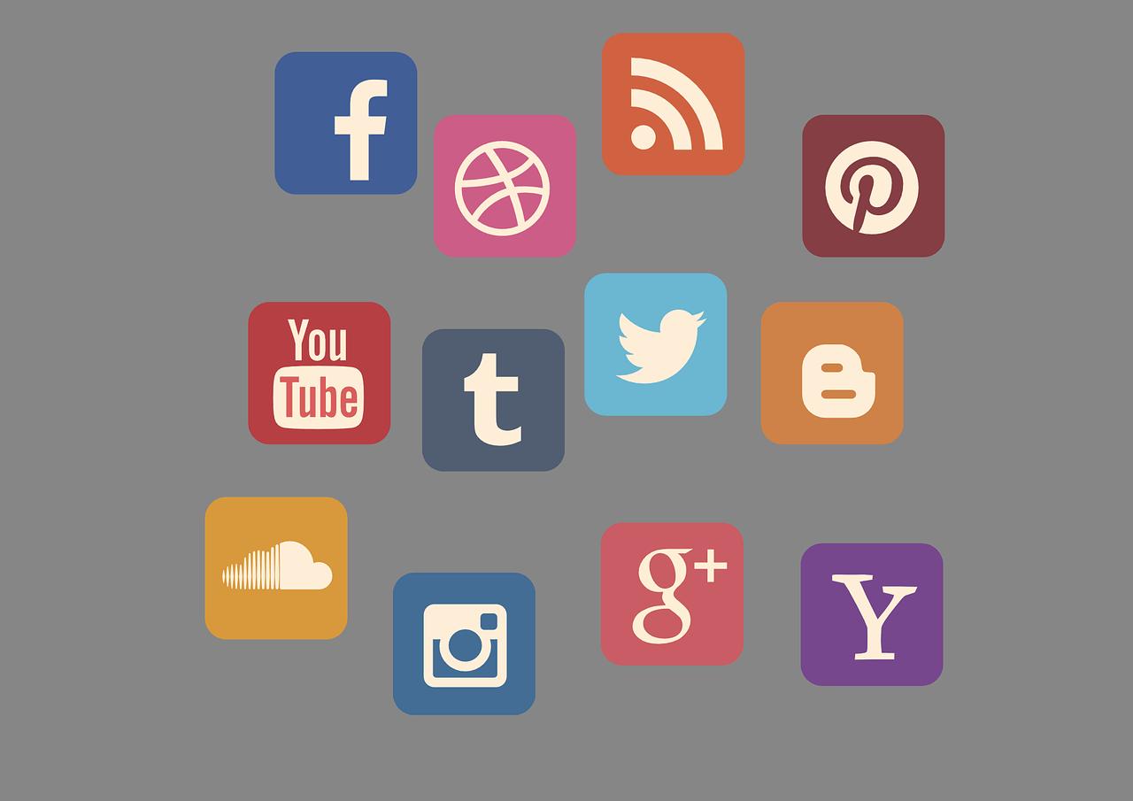 pagine social aziendali