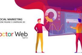 Consulenza Facebook e social: gestione pagine e pubblicità AD
