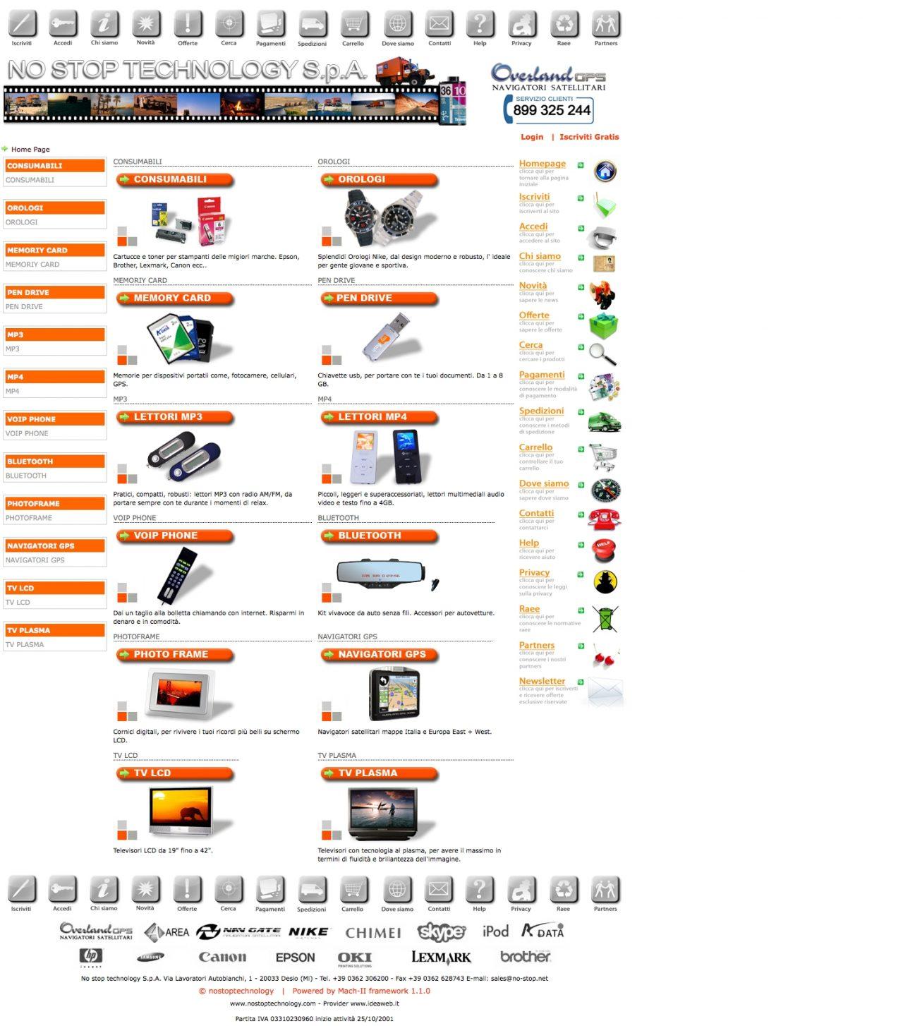 portfolio e-commerce b2b