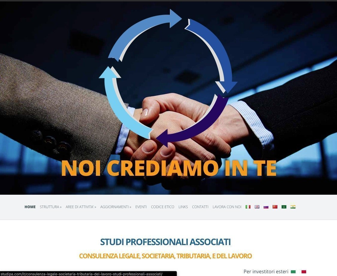 portfolio web designer studipa