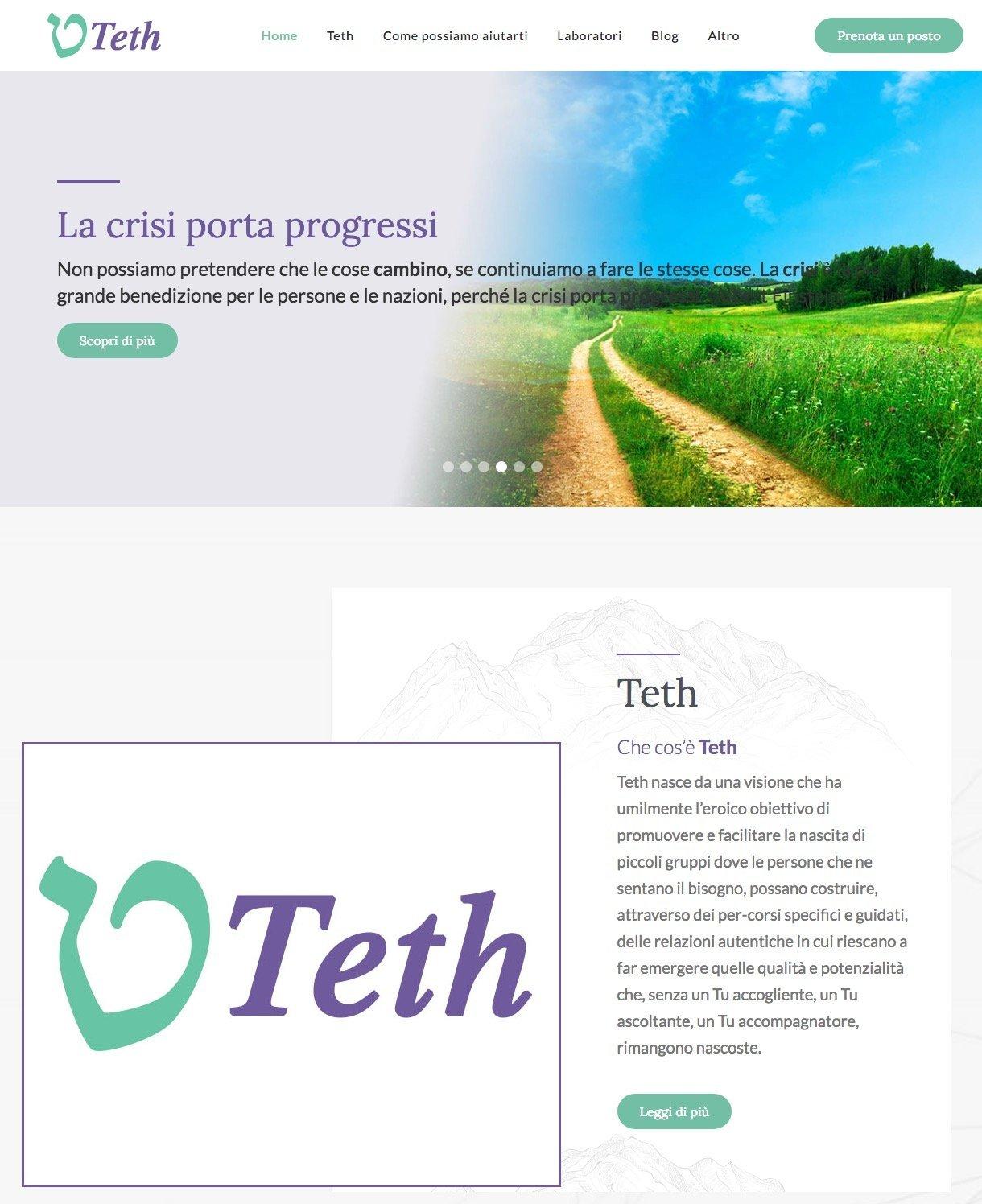 portfolio web designer teth