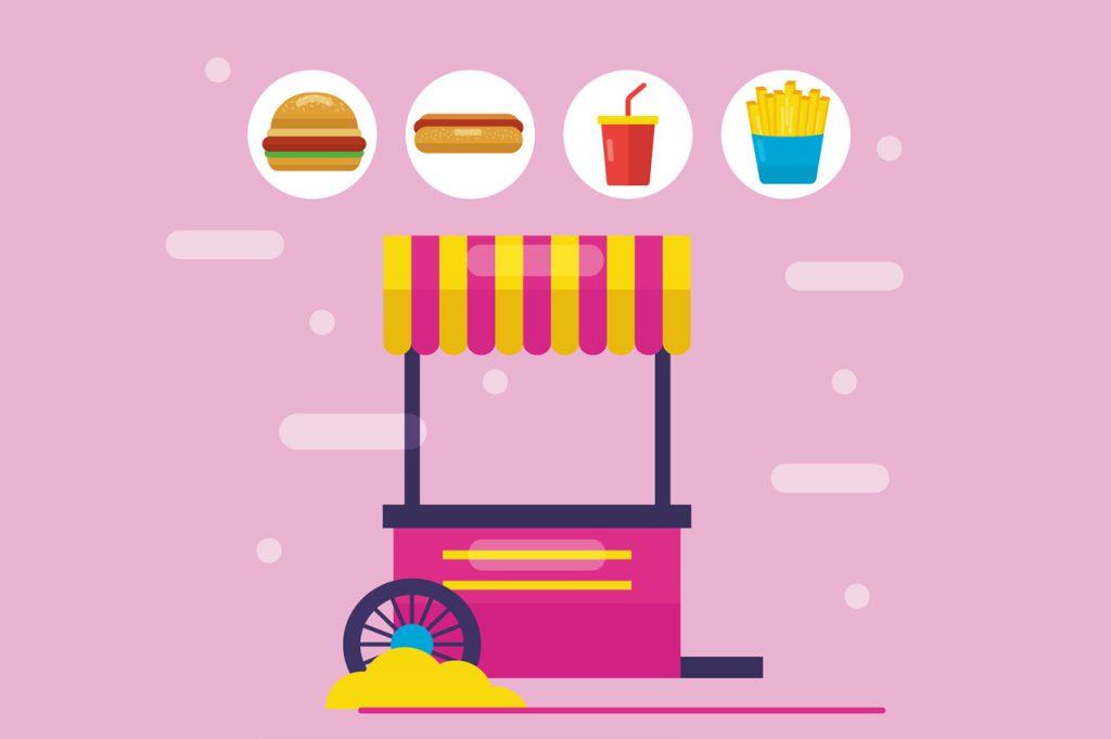 Realizzazione siti food blog