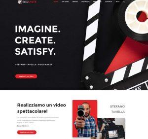 Big Taste realizzazione video aziendali
