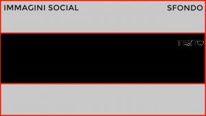 Guide immagini social universale