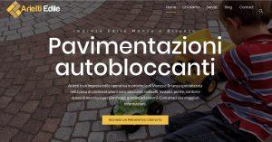 Impresa edile Arietti: autobloccanti e pavimentazioni da esterno