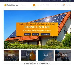 Vendita pannelli solar Rayanenergia