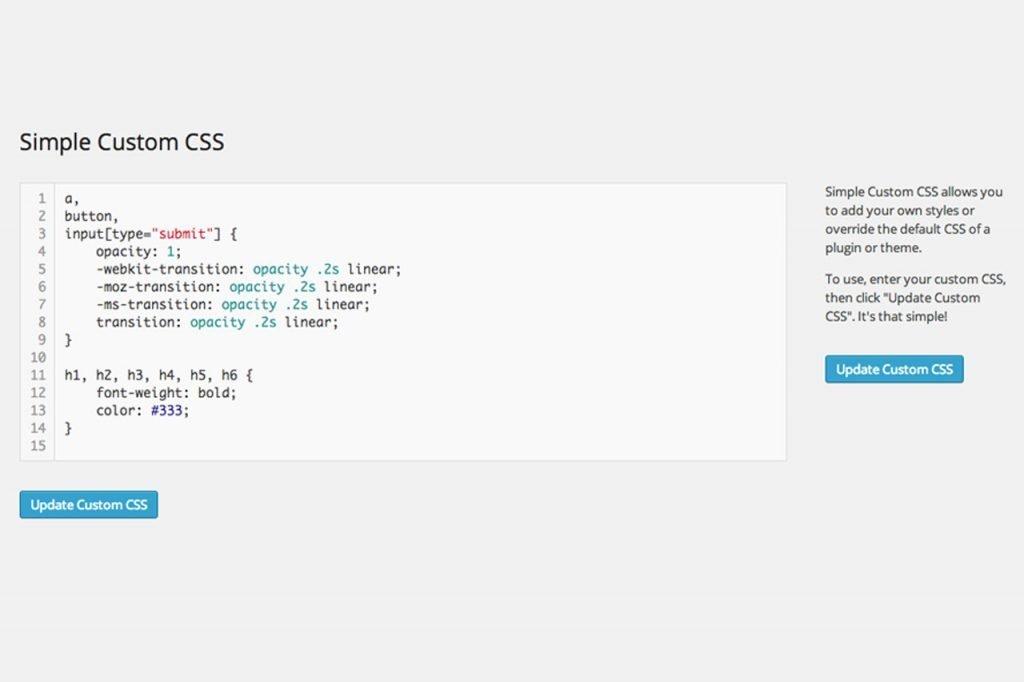 linguaggio html e css