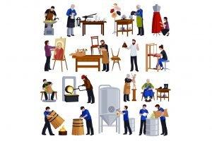 Servizi di creazione e sviluppo e-commerce per artigiani