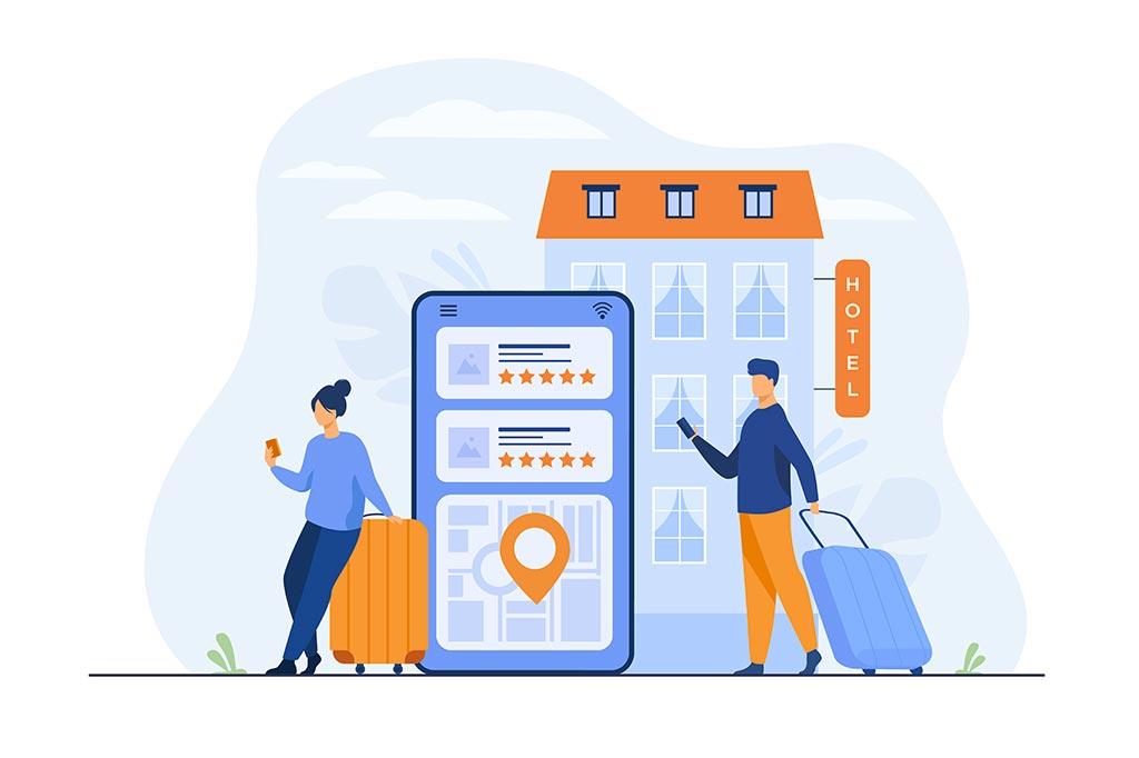 Servizi di creazione e sviluppo e-commerce per hotel