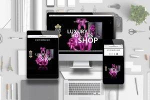 Servizi di creazione e sviluppo e-commerce di lusso